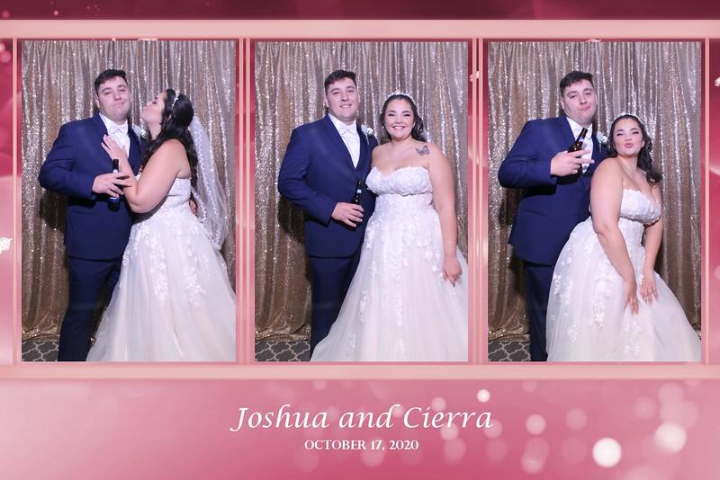 THE WEDDING OF JOSHUA AND CIERRA