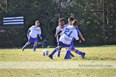 11/5/11 Levittown Cobra's Vs Bethpage Chargers
