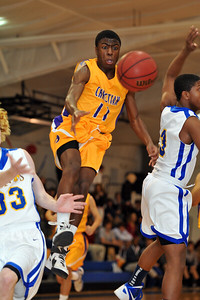 02/16/2012 - Norfolk Christian HS @ Nansemond-Suffolk Academy / Varsity Boys Basketball