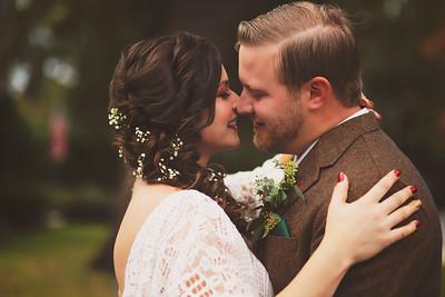 Gardiner-Johnson Wedding