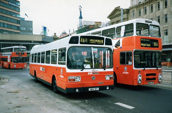 12th September 1991: Manchester