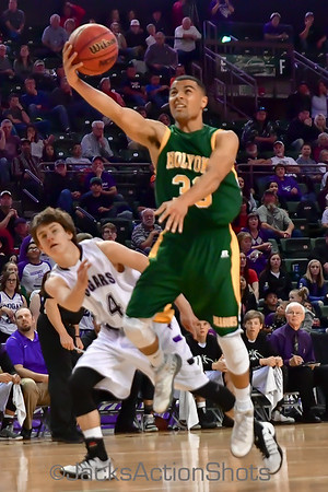 2A - State Championship Game: Sedgwick County vs Holyoke - March 11 10`7