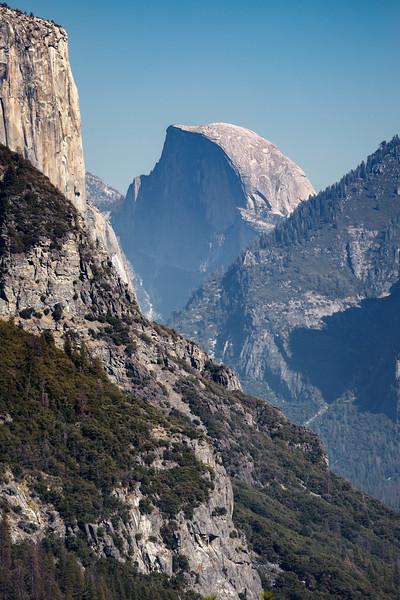 2017 10/07: Yosemite (Cannot) Park