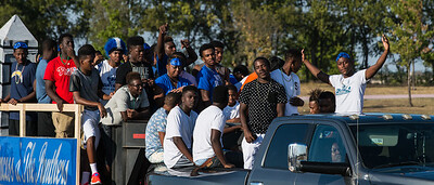 Homecoming Parades and Pep Rallies
