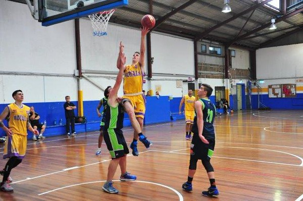 West Sydney Royals vs Glebe Magic 19-9-15
