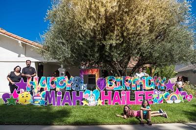 Happy Birthday H+M
