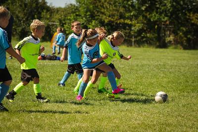 Belle-Clair Soccer League 9-7-14