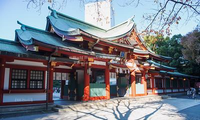 Japan - Tokyo - Hie Shrine