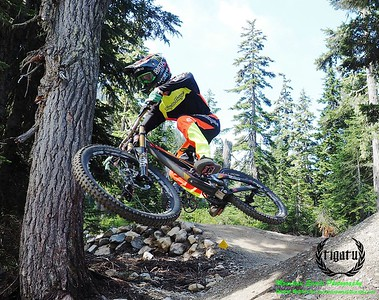 Northwest cup 5  day 1 Stevens Pass 8/22/14