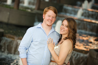 Kevan and Alex Engagements