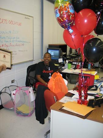 Teacher of The Year 2008
