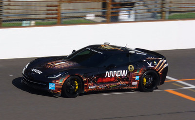Sam Schmidt's Qualifying Run - Indy 500 Pole Day - 18 May '14