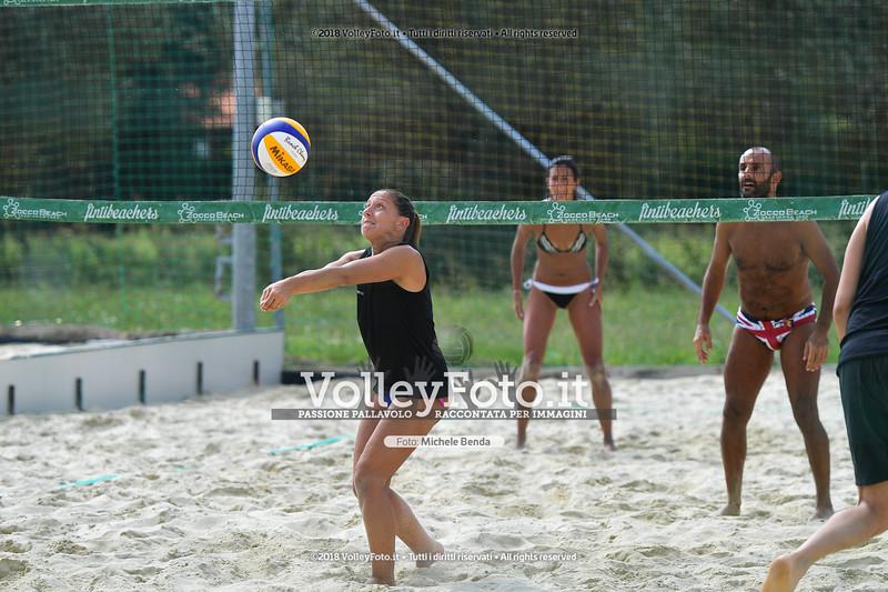 presso Zocco Beach PERUGIA , 25 agosto 2018 - Foto di Michele Benda per VolleyFoto [Riferimento file: 2018-08-25/ND5_8593]