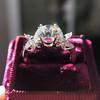 1.47ctw August Vintage Diamond Fancy Ring 16