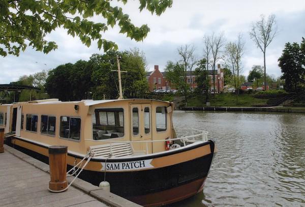 2015 - Boat Trip
