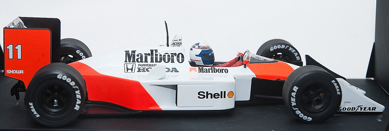 1988 #11 Alain Prost Mclaren Honda MP4/4 Race Livery SOLD 6-12-13