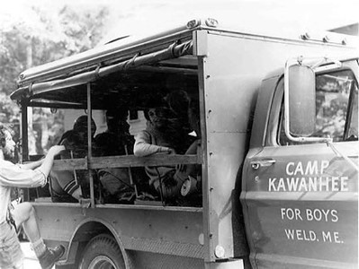 Camp Kawanhee - Uncategorised Photographs from the Past