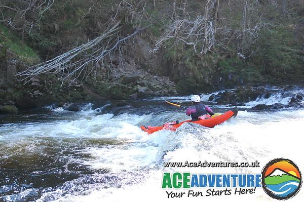 10th May 2016 Canoe & Kayak