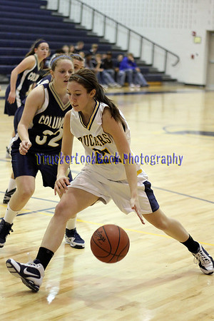 2010 - 11 Girls JV / Tiffin Columbian