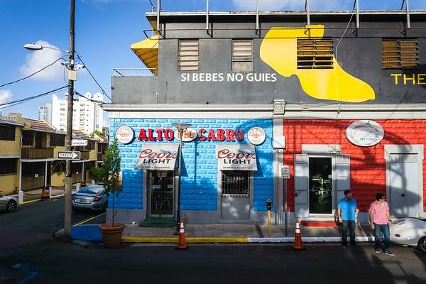 East San Juan