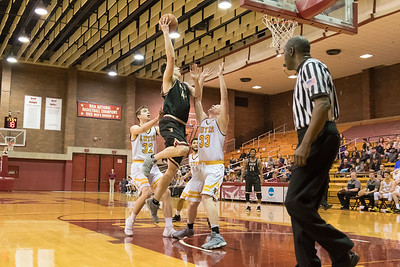 Willamette Basketball (M) vs. PLU - Feb 10, 2018
