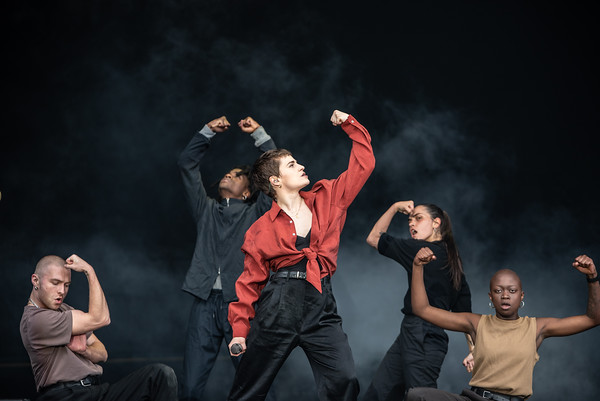 Christine and the Queens At Boston Calling