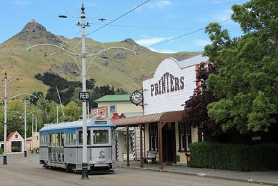 Ferrymead Heritage Park - Christchurch, NZ.