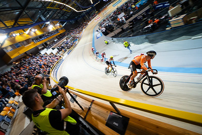 UEC Track Cycling European Championships Apeldoorn 2019