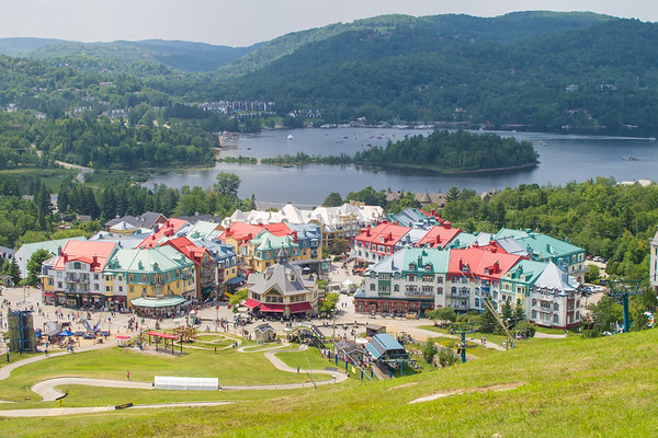 2014, Unicon 17, Muni events at Mont-Tremblant