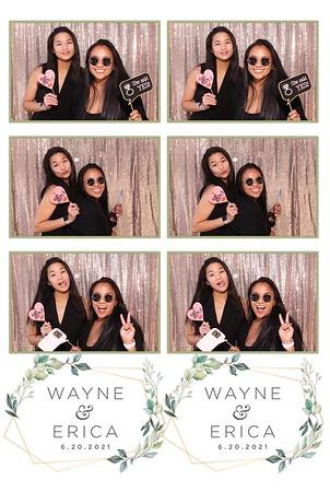 06-20-2021 Erica and Wayne Wedding