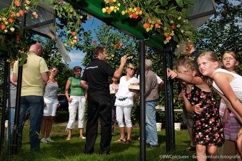 Bosch diner 2011 - Excursie Vennenhof 2