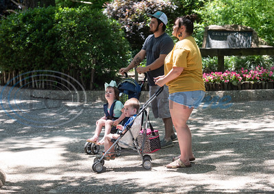 Caldwell Zoo Reopens by Sarah A. Miller