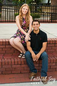 Danielle and Ronnie