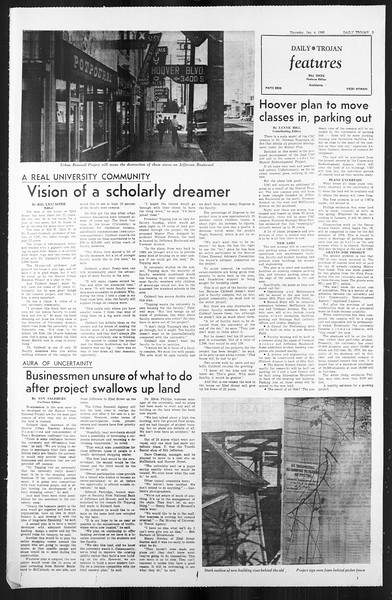 Daily Trojan, Vol. 59, No. 59, January 04, 1968