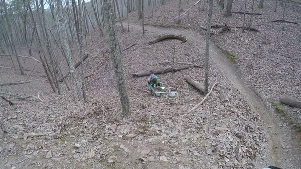 2018-03-24 Highland Park Diamond Hunt