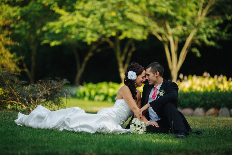 7-14-2012 Melissa & Dustin