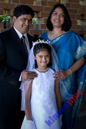 Almeida First Communion