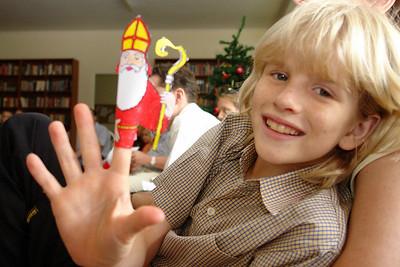 Weihnachtsfeier 2006 in Miri