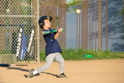 2010 May - Zach's Baseball