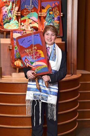 Greenberger Bar Mitzvah 2014