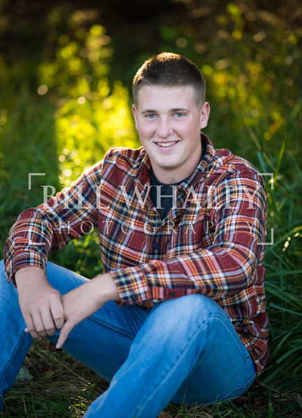 Jacob Senior Portraits