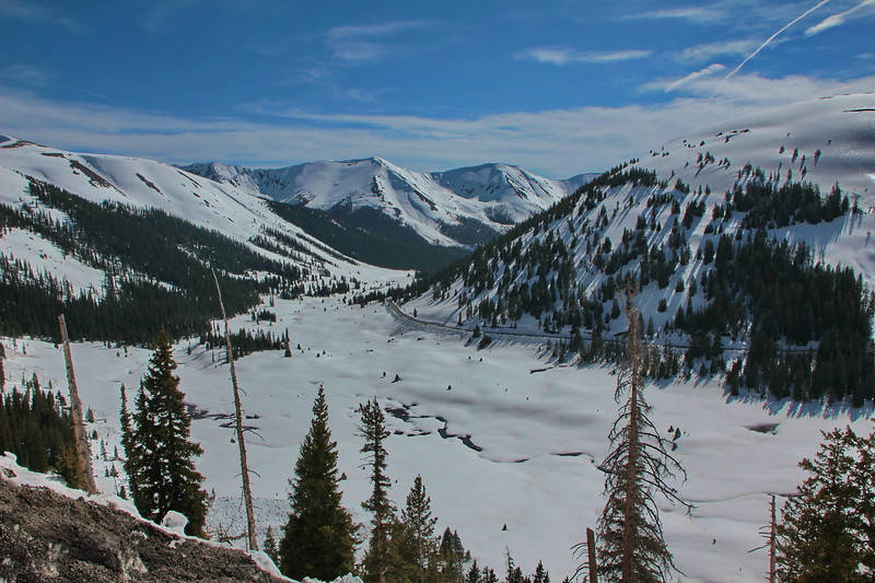West of Independence Pass on CO Rt. 82