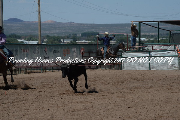 Jr Team Roping