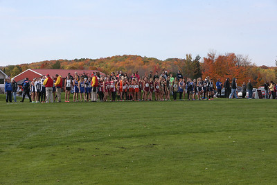 Division Two Girls - 2013 Upper Peninsula XC Finals