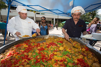 Cuban Culture Celebrated with Chicken & Rice - March 5, 2014