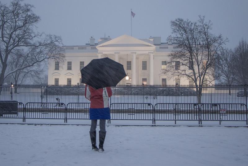 Jan. 22nd - White House