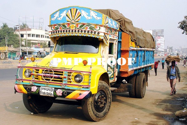 Transport in India and Bangladesh