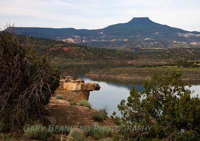 Echo Amphitheater & Abiquiu, New Mexico