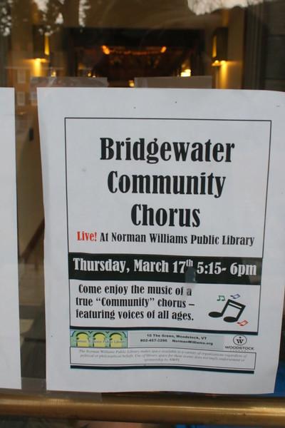 Bridgewater Community Chorus