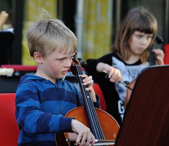 Albertslunds musikskole koncert
